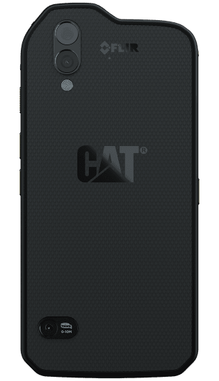 CAT S61 (DS) + gift hybrid case