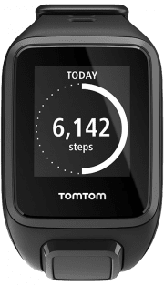 Tom Tom Spark Watch