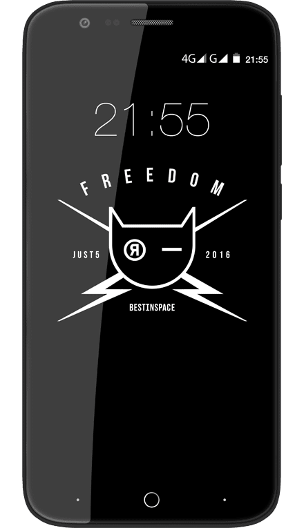 Just5 Freedom