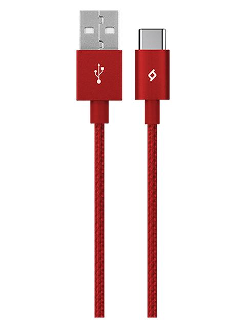 ttec AlumiCable Type C lādētājs 2.0