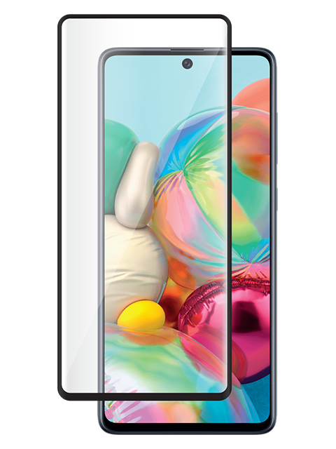 BigBen Aizsargstikls 2.5D Galaxy A72