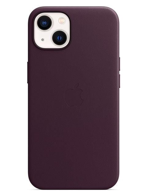 Apple iPhone 13 ādas vāciņš ar MagSafe