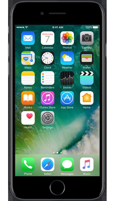 Apple iPhone 7 (32GB)  Возобновленный