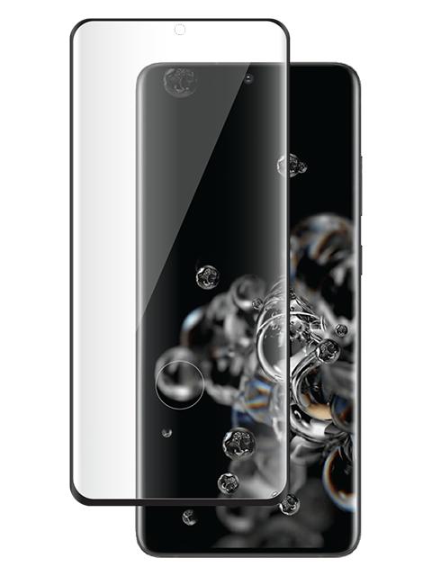 BigBen Galaxy S21 2.5D aizsargstikliņš Ultra, melns