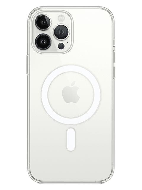 Apple iPhone 13 Pro Max caurspīdīgs vāciņš ar MagSafe