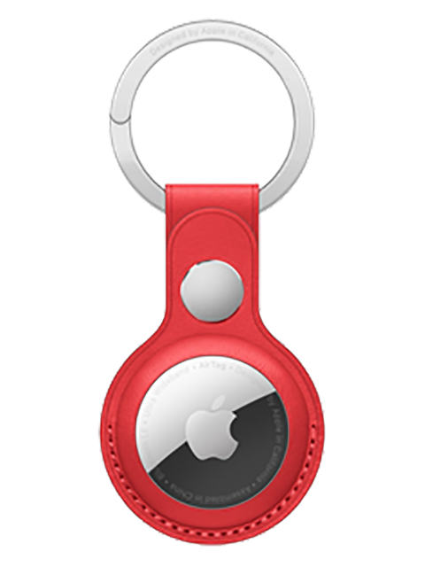 Apple Apple AirTag Leather Key Ring