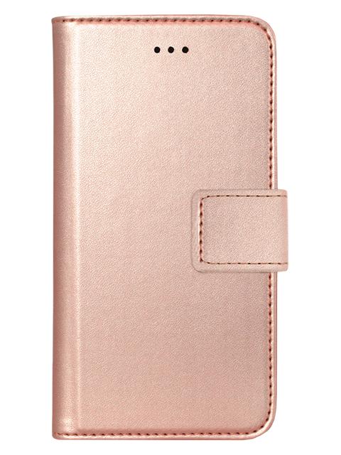"BigBen Universal Book Case 5.0"", rozā zelta"