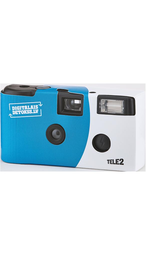 Фотоаппарат для дигитального детокса