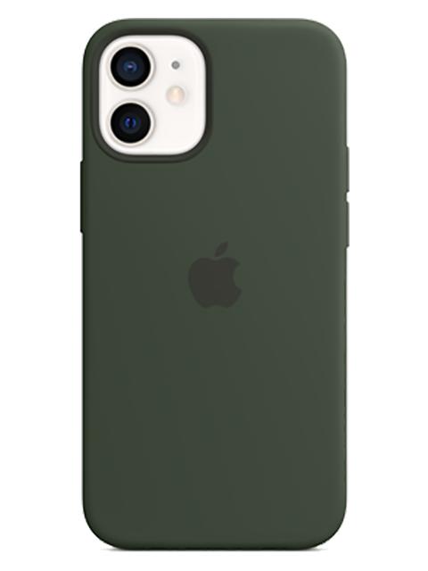 Apple iPhone 12 mini silikona vāciņš ar MagSafe
