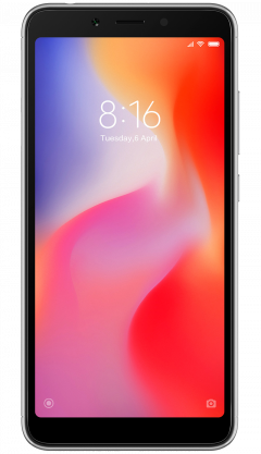 Xiaomi Redmi 6a 16GB (DS)