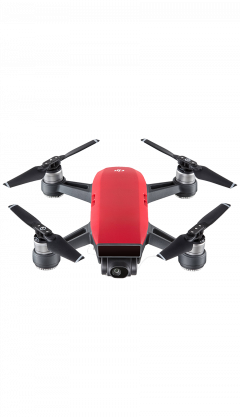 DJI SPARK Fly More drons
