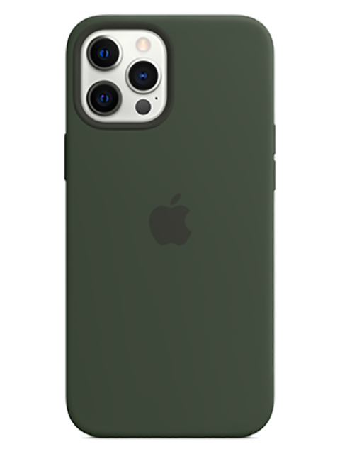 Apple iPhone 12 Pro Max silikona vāciņš ar MagSafe