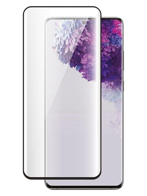 BigBen Samsung Galaxy S20 FE BigBen aizsargstikliņš 2.5D, melns