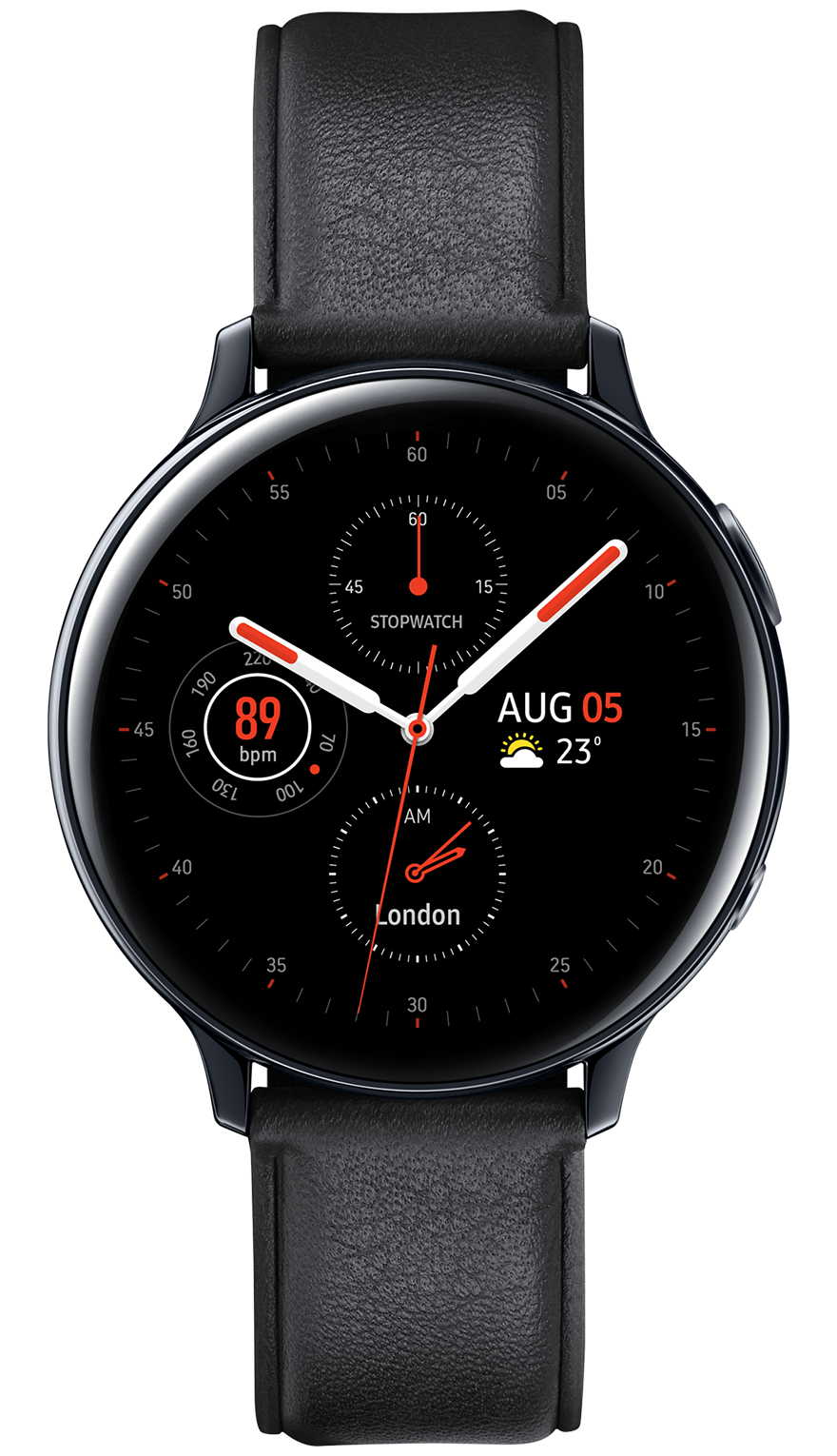Samsung Galaxy Watch Active 2 Stainless BT 44mm