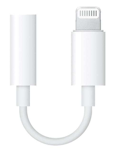 Apple Adapteris Lightning to 3.5 mm Headphone Jack