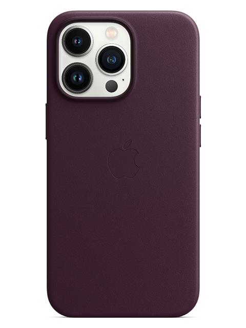 Apple iPhone 13 Pro ādas vāciņš ar MagSafe