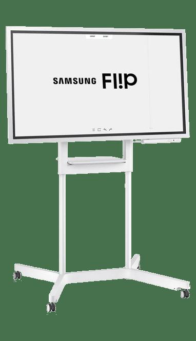 Samsung Flip gudrā tāfele + statīvs