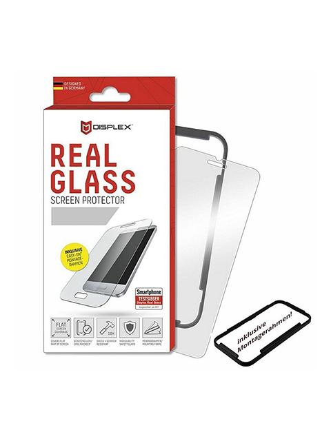 Displex iPhone 7/8/SE Real 2D Glass Transpaent