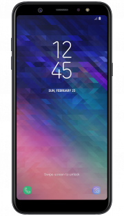 Samsung Galaxy A6 Plus