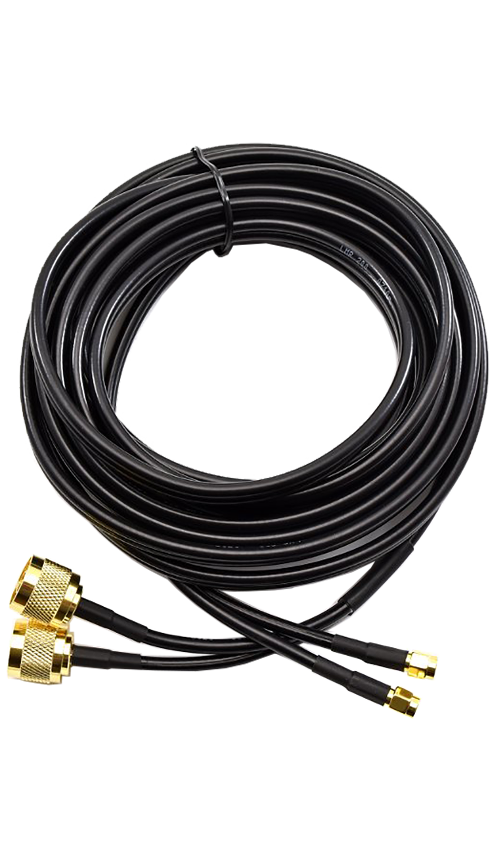 OEM Coaxial Cable 10m Duplex