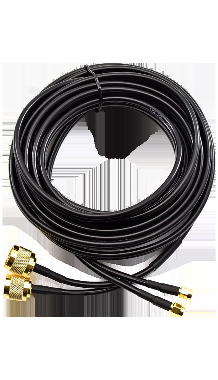 OEM Coaxial Cable 7.5m Duplex
