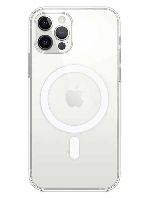 Apple iPhone 12/12 Pro caurspīdīgs maciņš ar MagSafe