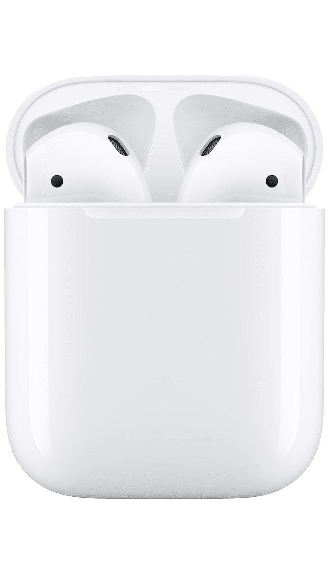 Apple AirPods with Charging Case 2.gen