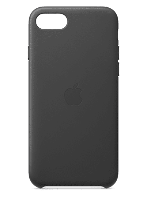 Apple Leather Case for iPhone SE