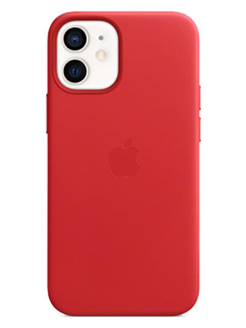 Apple iPhone 12 mini ādas maciņš ar MagSafe