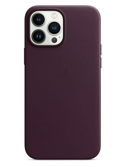 Apple iPhone 13 Pro Max ādas vāciņš ar MagSafe