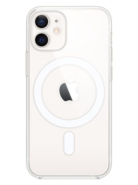 Apple iPhone 12 mini caurspīdīgs maciņš ar MagSafe
