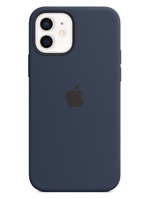 Apple iPhone 12/12 Pro silikona vāciņš ar MagSafe