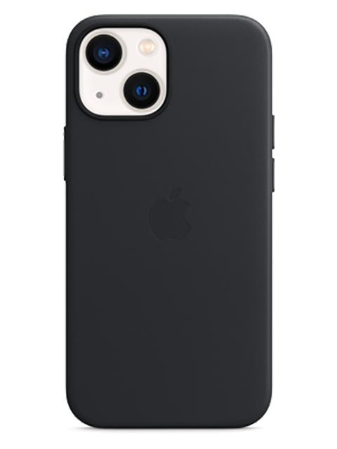 Apple iPhone 13 mini ādas vāciņš ar MagSafe