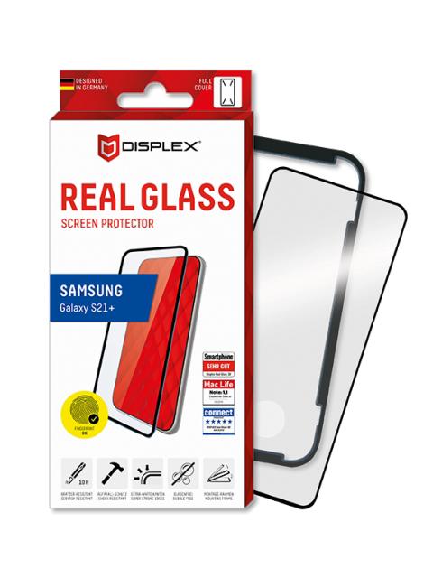 Samsung DISPLEX защитное стекло Samsung Galaxy S21+